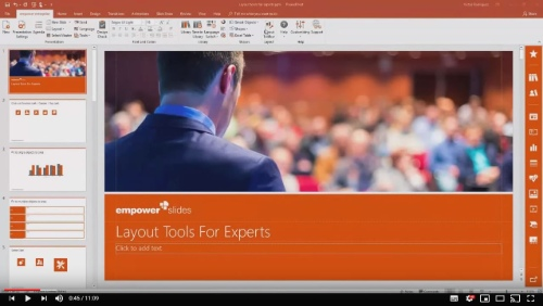 loyout tools experts empower slides