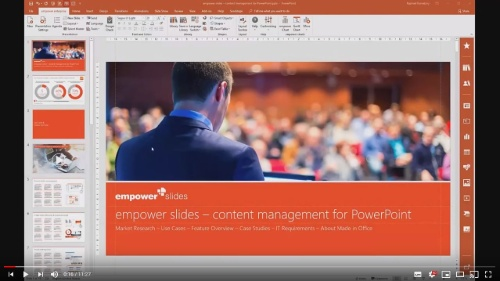 collaboration tools empower slides