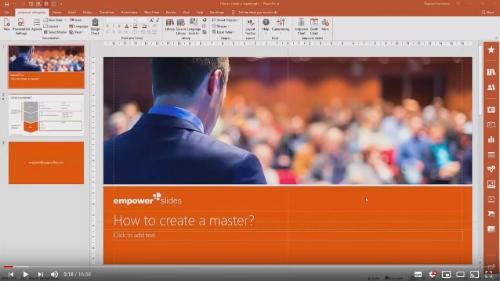 master powerpoint powerpoint