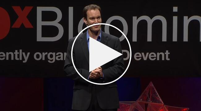#9 of the top 10 TED Talks ever