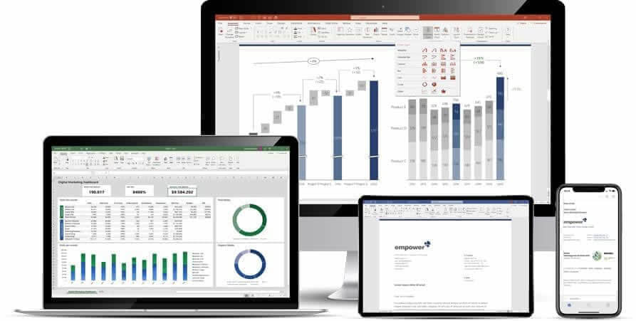 empower® suite MS Office