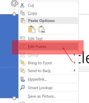 edit a form in PowerPoint