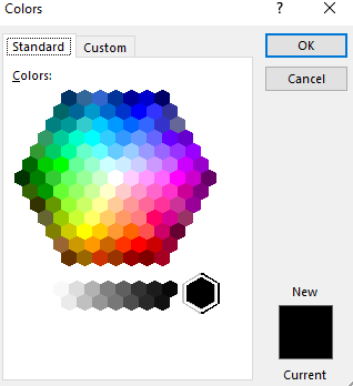 master color theme