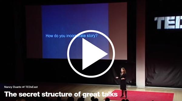 TED Talk Nancy duarte