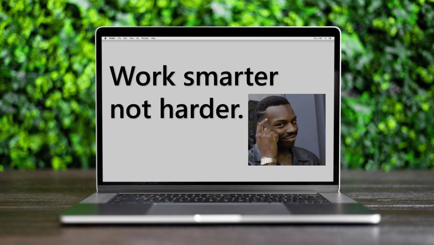excel add-in work smarter not harderr
