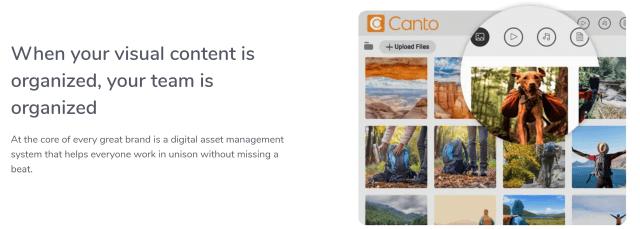 CANTO MarTech Tools