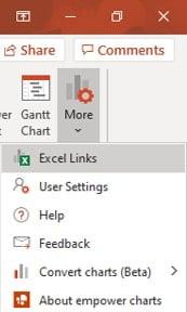 Excel Link Manager